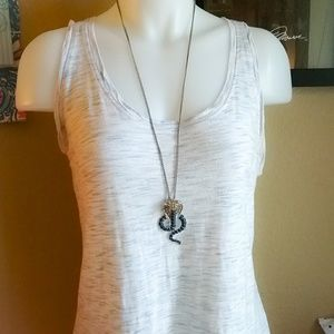 Rhinestone Cobra Necklace $1 Bundled